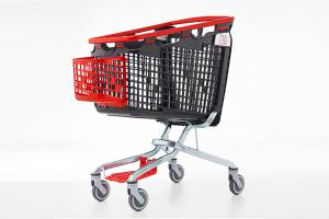 multi-use basket shop roll delicate grocery