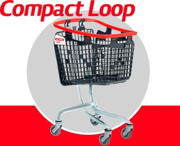 Design Shopping carts for supermarkets and stores