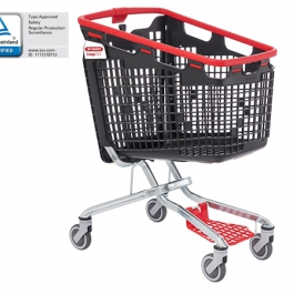 shopping supermarket trolley shop roll loop 160